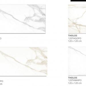 Gạch vân đá marble Tholos
